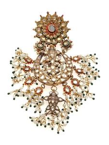 Composite Pendant, 18th century / 19th century, Shangri La, Doris Duke Foundation for Islamic Art. Photo: Richard Walker