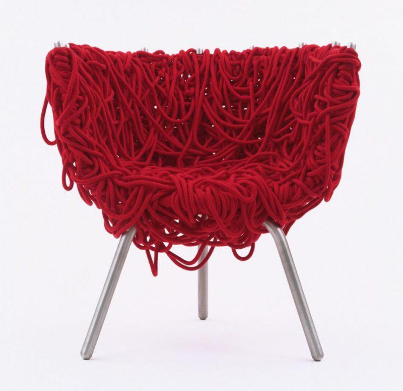 Fernando Campana, Vermelha Chair