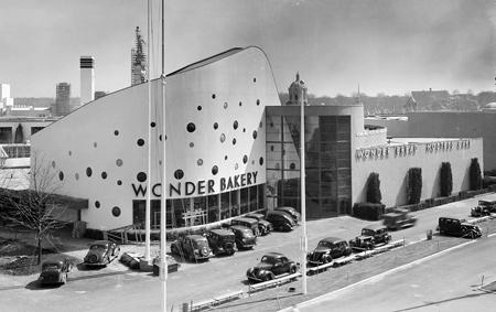 Wurts Bros | New York Worlds Fair, Continental Baking Co.;  1939 | Museum of the City of New York