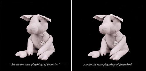 Rebecca Hackemann | The Philosophical Piggy | 2007