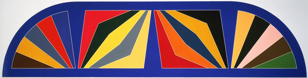 Frank Stella, Damascus Gate (Variation III), 1969. Smith College Museum of Art. ©2008 Frank Stella / Artists Rights Society (ARS), New York