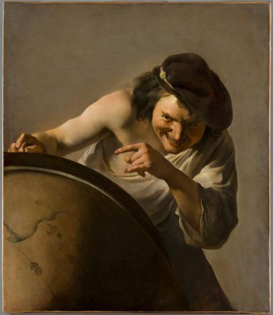 Johannes Moreelse, Democritus, the Laughing Philosopher, c. 163