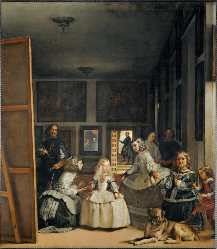 Diego Velázquez, Las Meninas. 1656