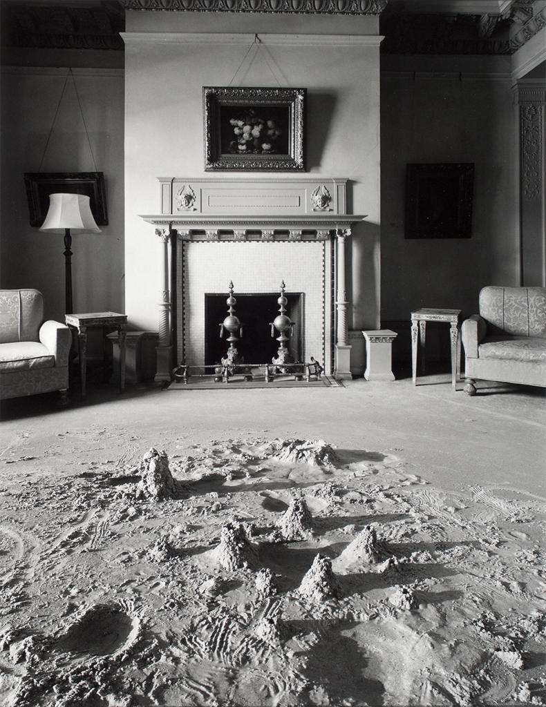 Doug Prince, Fireplace and Sand