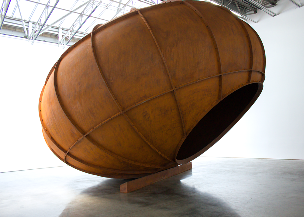 Anish Kapoor; Untitled; 2012; Exhibited at Gladstone Gallery, Spring 2012. © 2014 Artists Rights Society (ARS), New York / DACS, London.