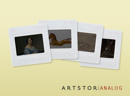 Artstor Analog