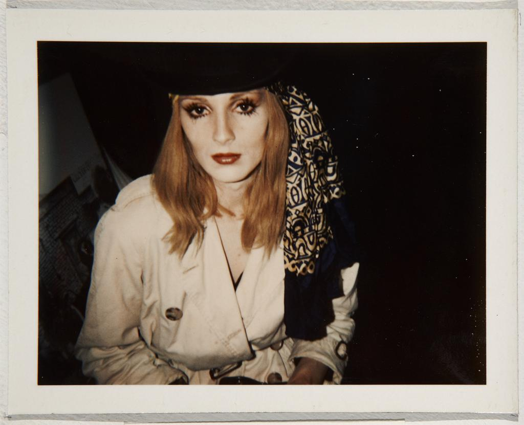 Candy Darling, 1969. Images © The Andy Warhol Foundation for the Visual Arts, Inc. and Andy Warhol artwork © The Andy Warhol Foundation for the Visual Arts, Inc.