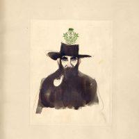 Casas, Ramón sketchbooks (Northwestern University Library)