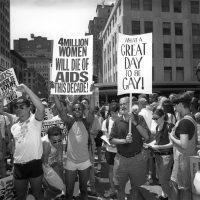 McGovern, Thomas: Bearing Witness (to AIDS)
