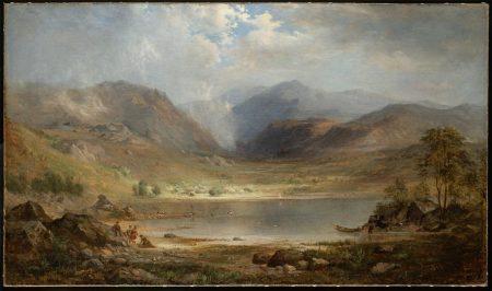 Robert Scott Duncanson, Loch Long, 1867