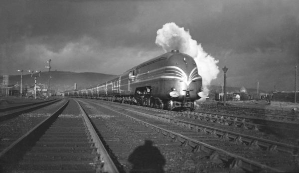 "The ""Coronation Scot"" train at Penrith, 1938"