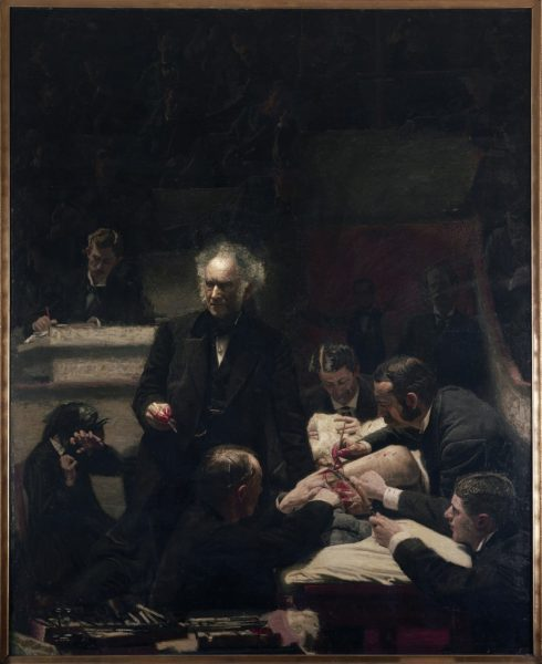 Thomas Eakins. The Gross Clinic. 1875
