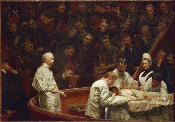 Thomas Eakins. The Agnew Clinic. 1889