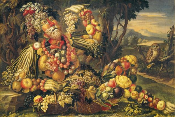 Antonio Rasio. Autumn. 1685-1695