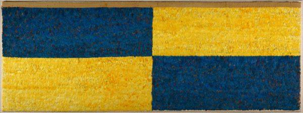 Peru. Feathered Panel. 600-900.