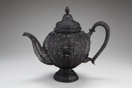 Christine Clark. Wire Teapot. 2010.