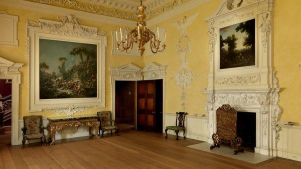 Dining room from Kirtlington Park, 1748