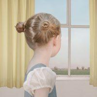 Loretta Lux. At the Window. 2004.