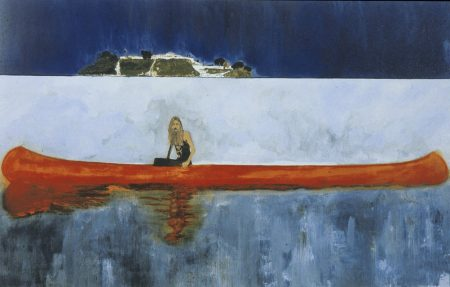 Peter Doig. 100 Years Ago, 2001. 2001.