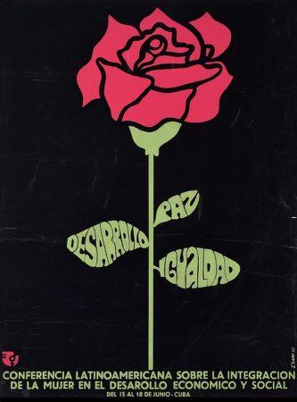 Clary. Conferencia Latinoamericana Sobre la Integracion de la Mujer en el Desarollo Economico y Social. 1977