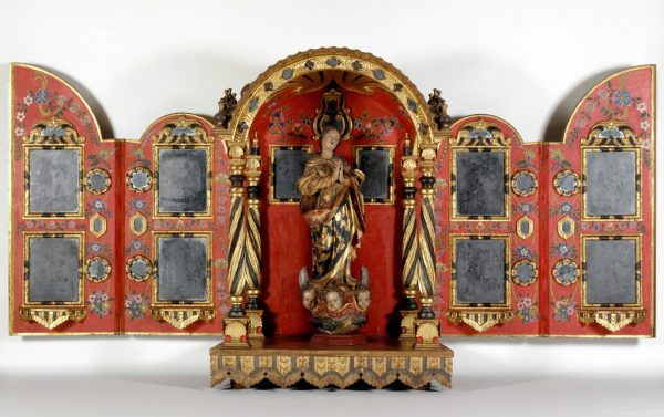 Tabernacle. Mexico, second half of the 18th century