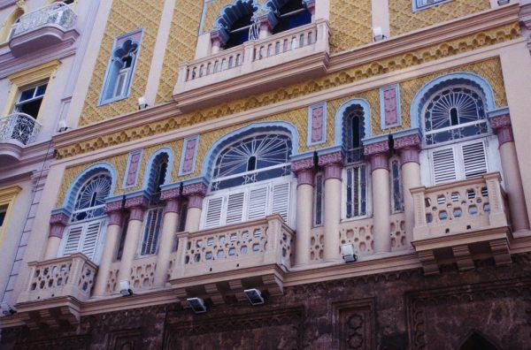 Hotel Sevilla, Havana, Cuba
