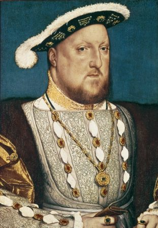 Painting of Henry VIII of England