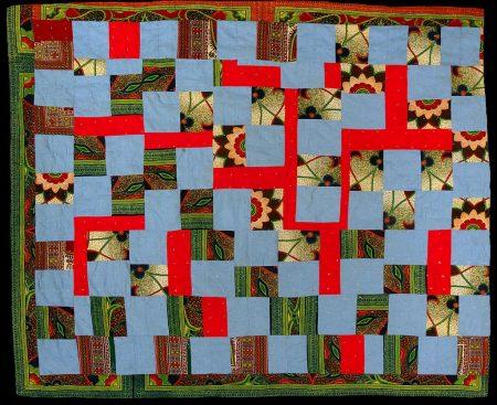 Photograph of cotton quilt