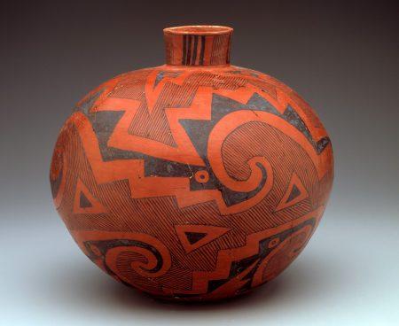 Anasazi culture. Storage jar. c. 1125-1200.